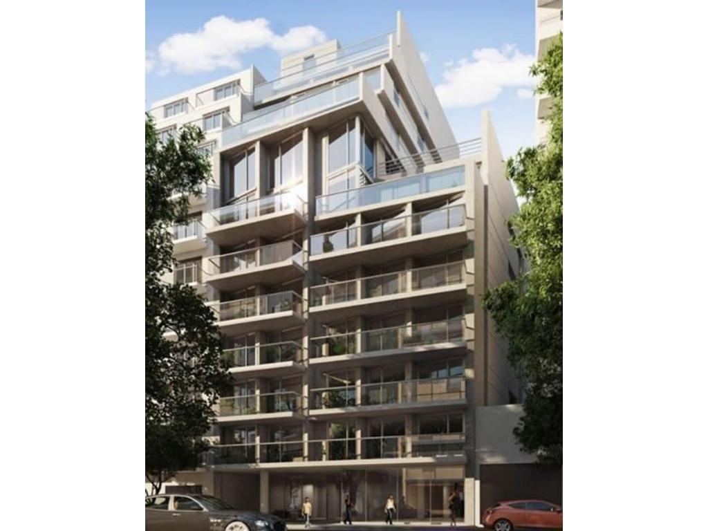 Dúplex 3ambientes/ al frente /135m2 / 2dorm.suite /toilette/cochera cubierta /amplio balcón terraza/