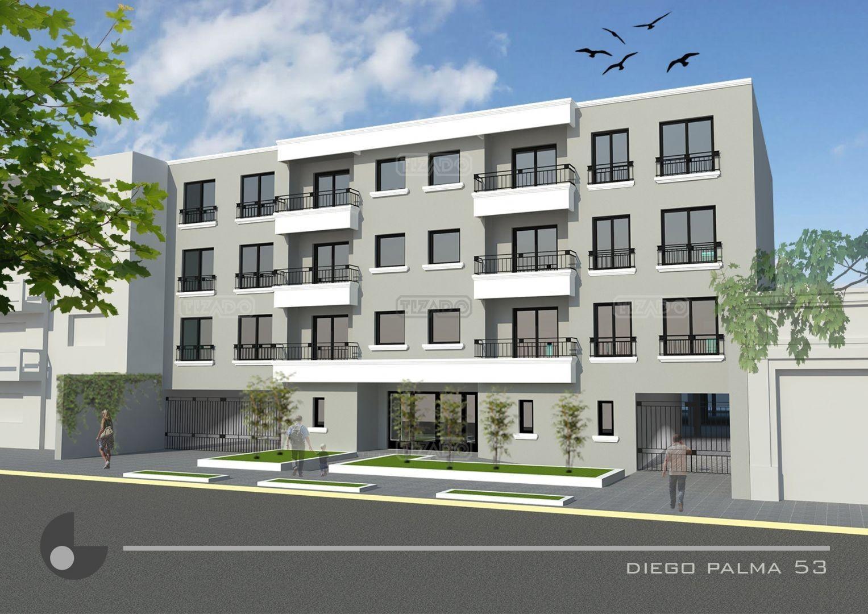 Departamento en Venta en San Isidro - 2 ambientes