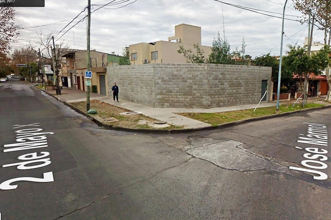 Lote 11,18x15mt en esquina u$s135.000 Excelente Zona