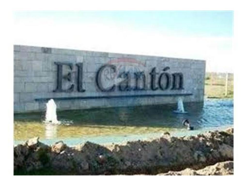 LOTE EN EL BARRIO PUERTO - ELCANTON