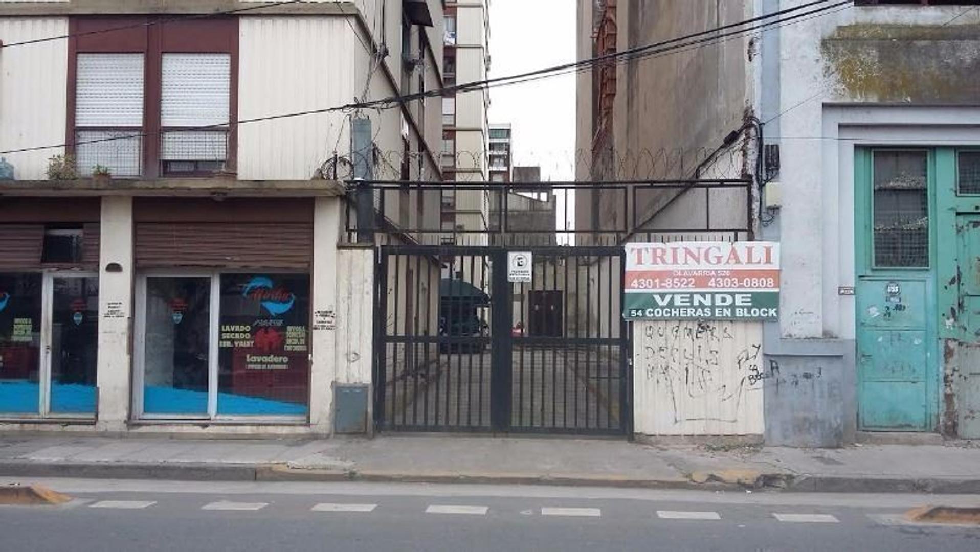 VENTA EN BLOCK DE 54 COCHERAS ( UNIDADES FUNCIONALES Y COMPLEMENTARIAS)