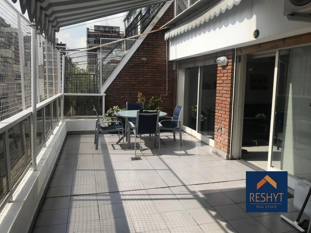 Espectacular Piso!! 4 Dormitorios Dep Coch Balcón Terraza!!!