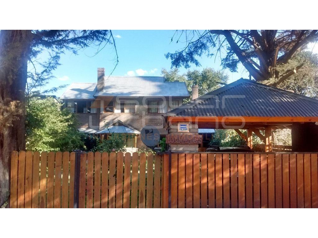 Casa En Venta En Weber 100 San Martin De Los Andes