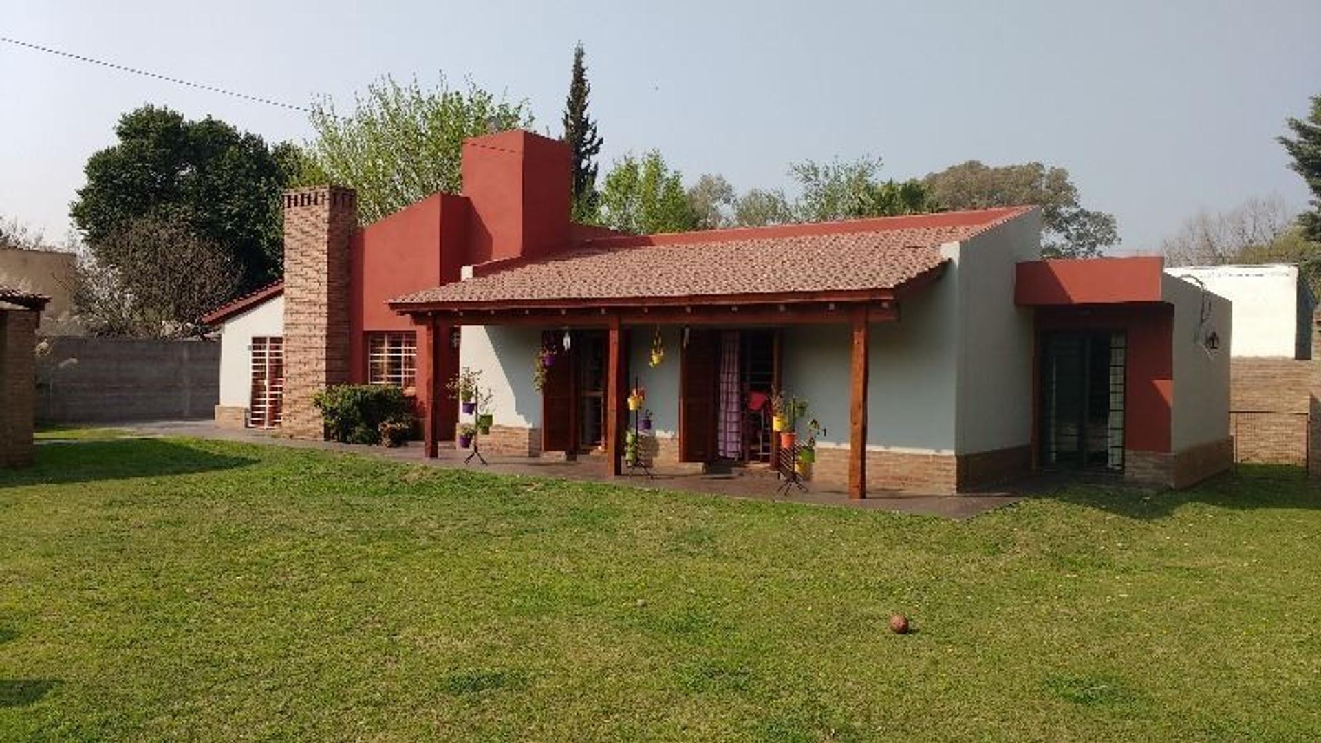 Impecable casa en Venta zona Paseo Rivera