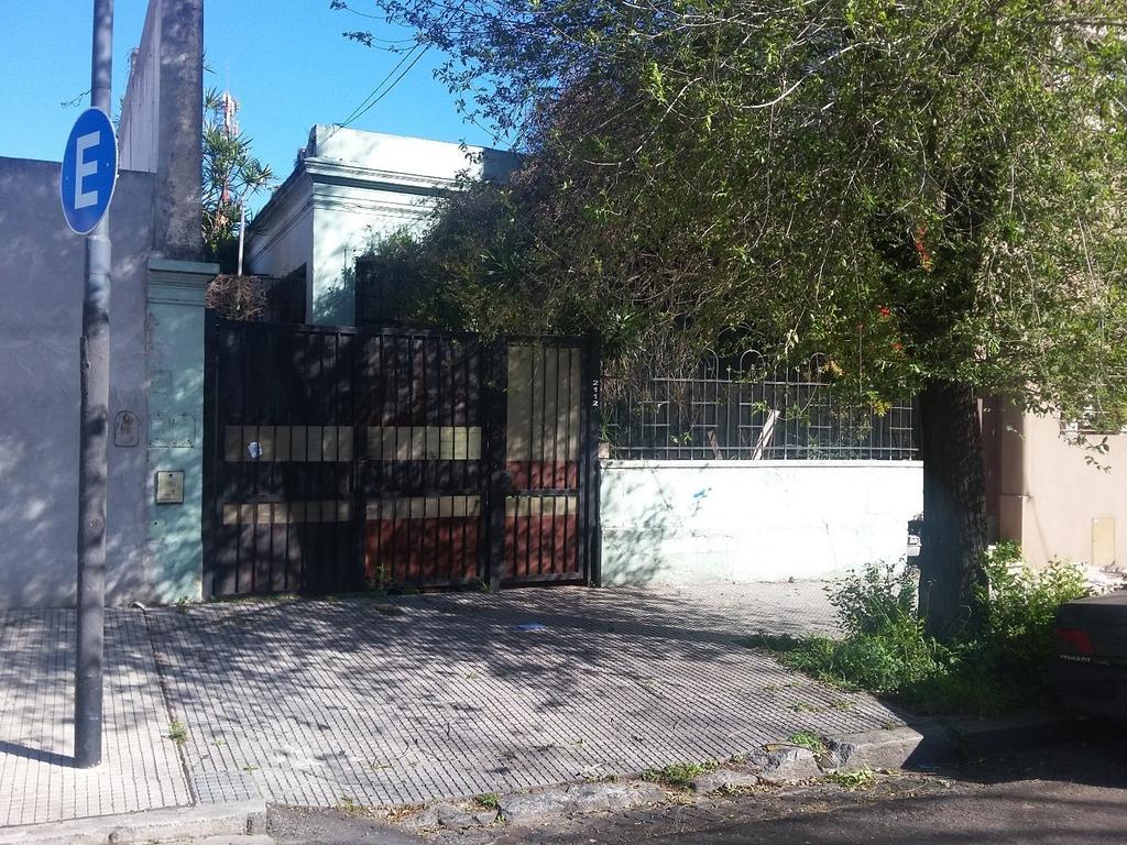 LOTE URQUIZA/PUEYRREDON 8,66 x 21; Z/E3 u$s 375.000, V. URQUIZA,CABA