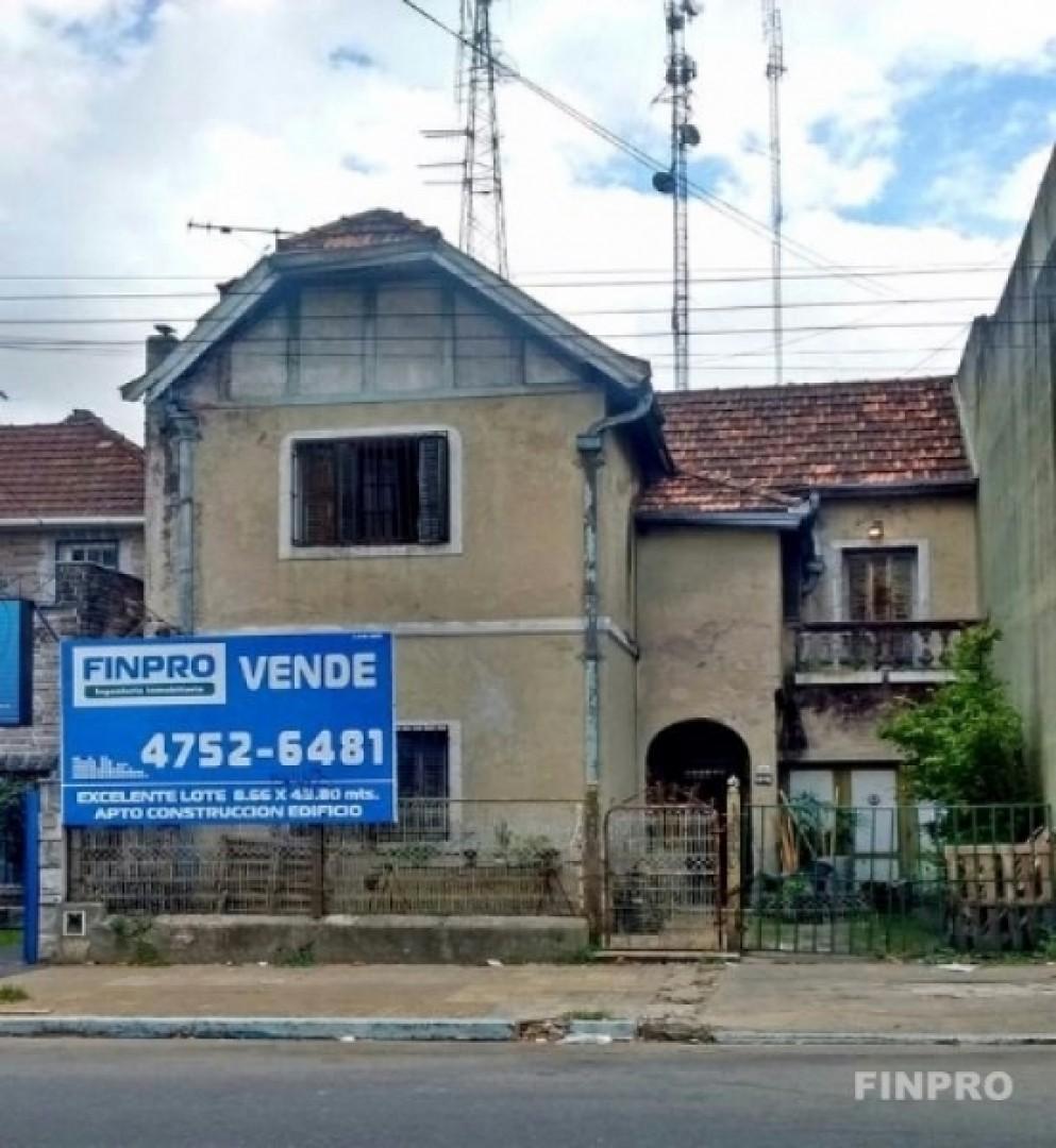 LOTE PARA CONSTRUCCIÓN EDIFICIO