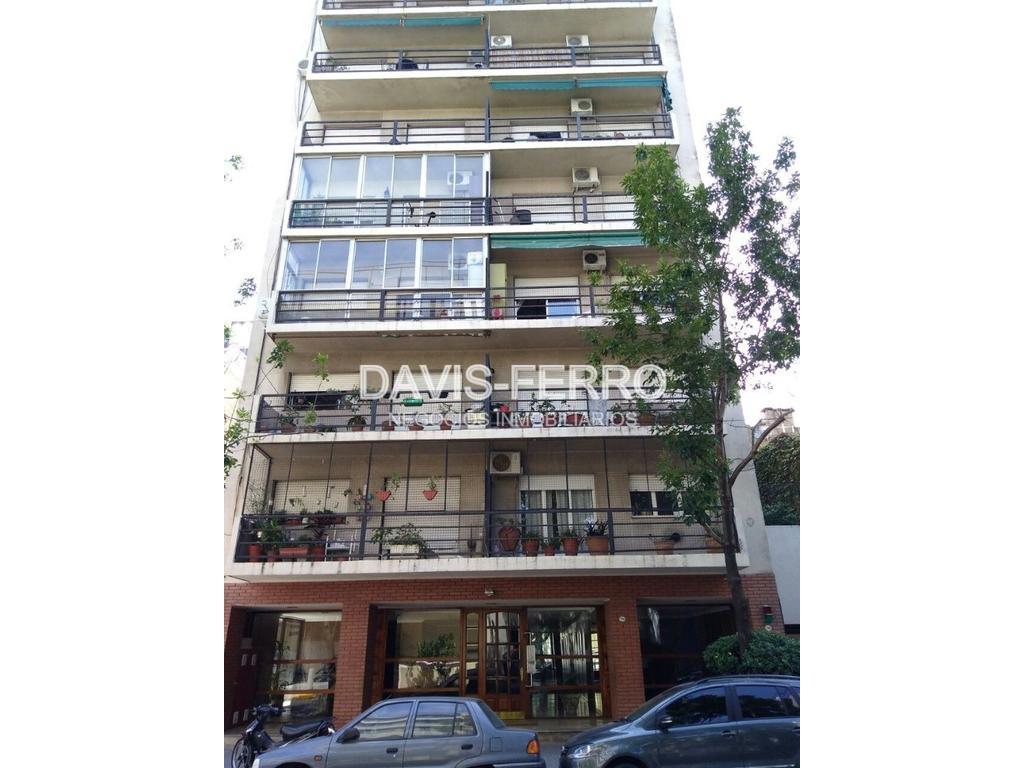 Amenabar 2900 - Depto 5 ambientes con balcón y baulera - Belgrano