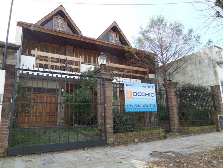 XINTEL(ROC-ROC-1271) Casa - Alquiler - Argentina, General San Martín - LACROZE 5685