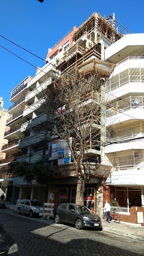 Villa Crespo venta Estrenar en obra 2 ambientes 52 m2 apto profesional contrafr amenities piso alto