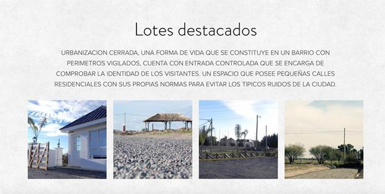 Barrio fronteras de san vicente - 12 x 25