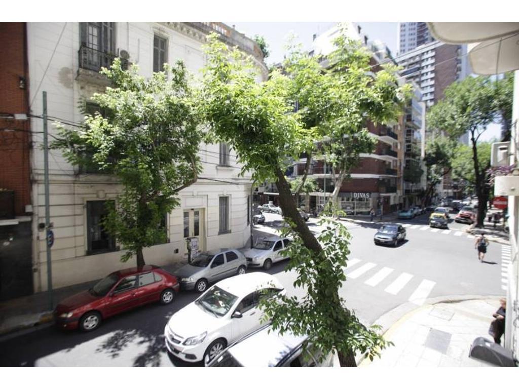 Luminoso departamento en venta de 3 ambientes en Palermo- Apto Credito