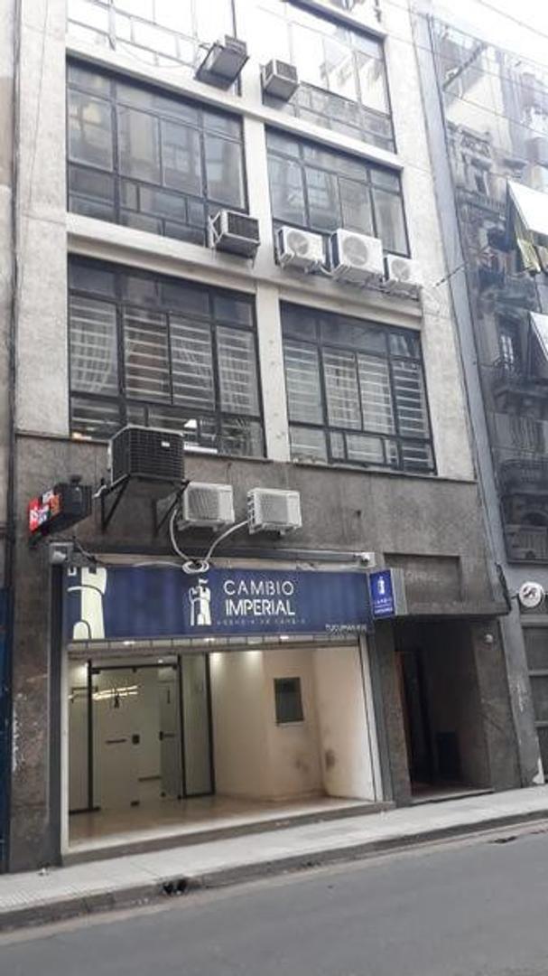 Oficina en Alquiler en San Nicolás - 4 ambientes