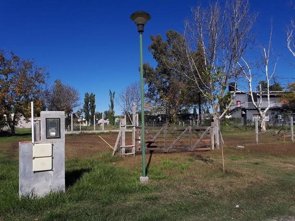 Lote en Altos del Viterbori .