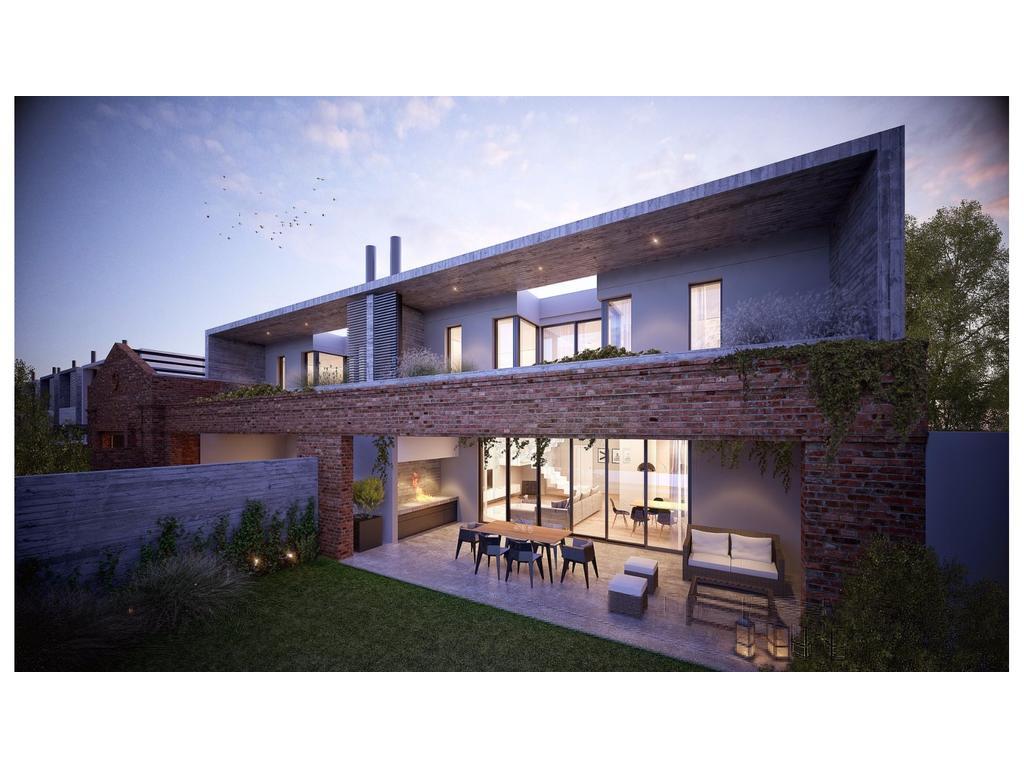 LOS PATIOS, Exclusivo condominio residencial de categoría premiun.