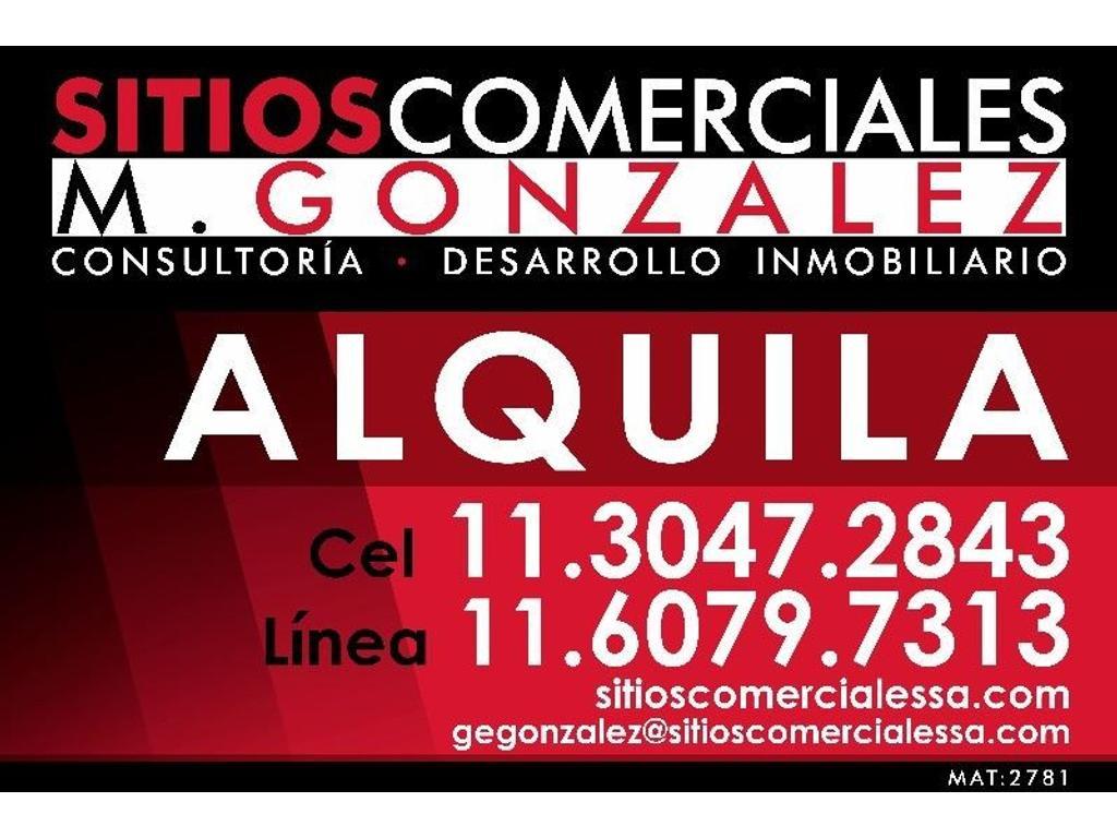 Excelente Local comercial: Florencio Varela