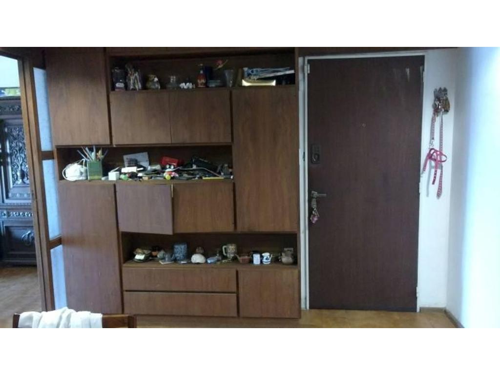 Departamento de 2 dormitorios en pleno centro de Rosario