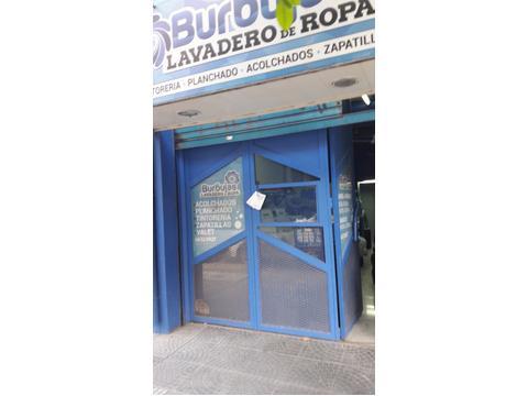 FONDO DE COMERCIO - LAVADERO DE ROPA EN CABALLITO (EXCELENTE UBICACION)