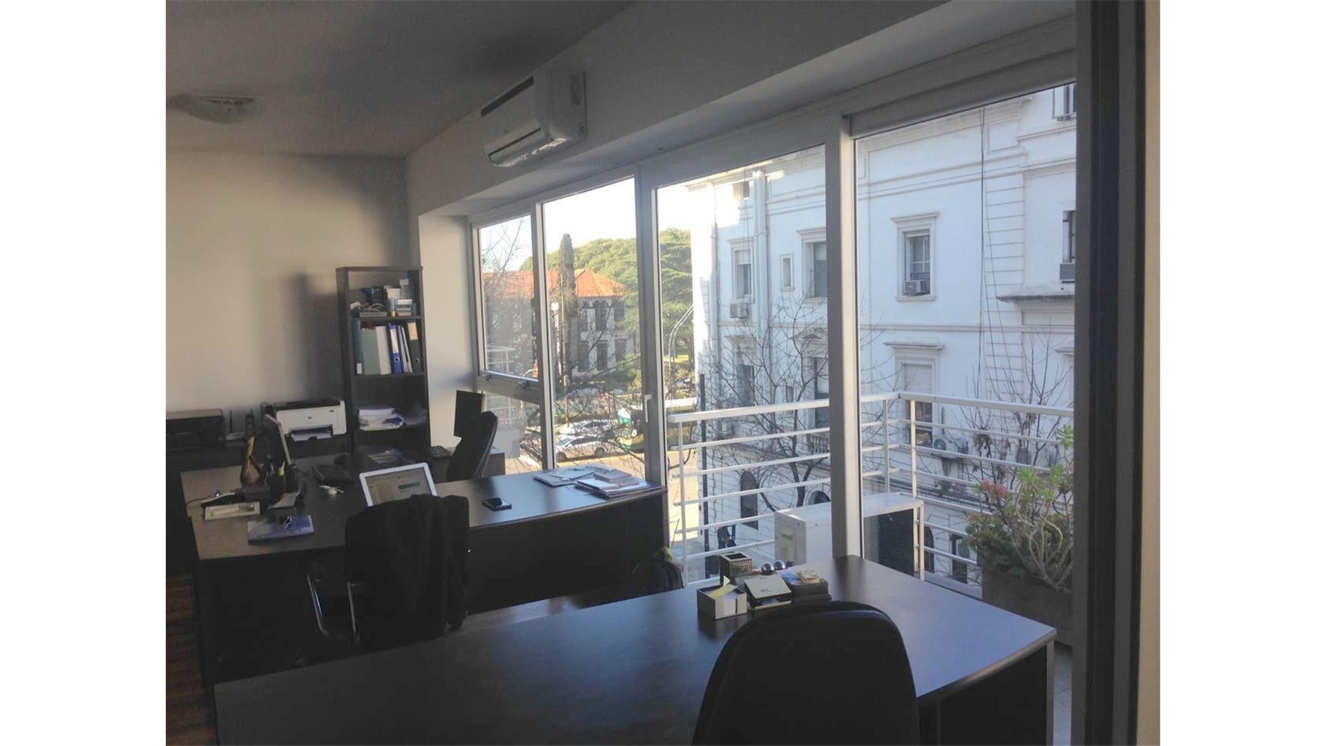 Oficina en Alquiler en Nuñez - 2 ambientes