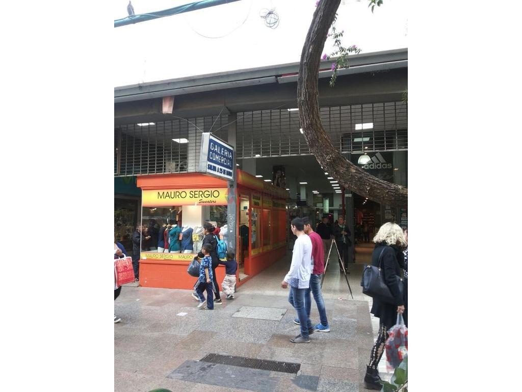 OFICINA COMERCIAL EN PLENO CENTRO DE LA CIUDAD - 57 m2.