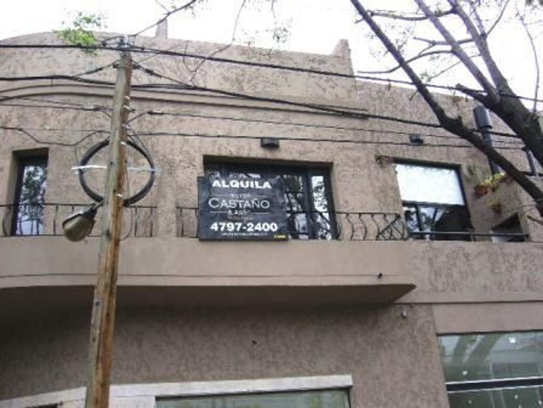 Lindisimo departamento de 2 ambientes en duplex, con terraza, con renta.