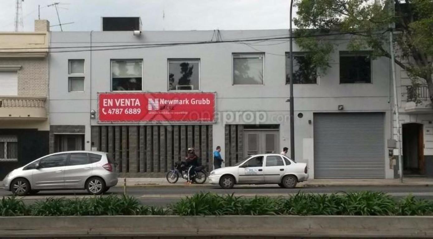 Oficina comercial en Juan B Justo 4800 - Paternal