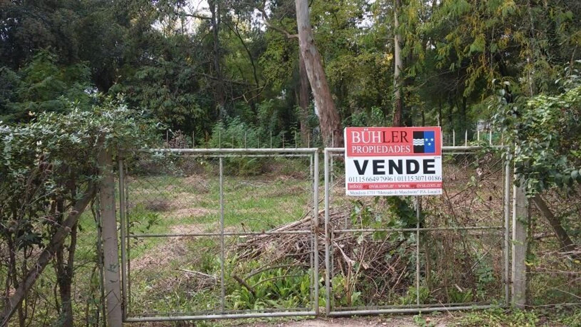 Lote - Venta - Argentina, ING. MASCHWITZ - AFRICA 2100
