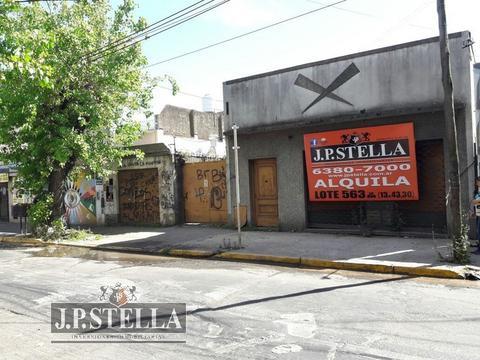 Lote de Terreno de 563 m² - IDEAL ESTACIONAMIENTO y/o GARAGE - M. Marcon 2830 - S.Justo (Ctro)