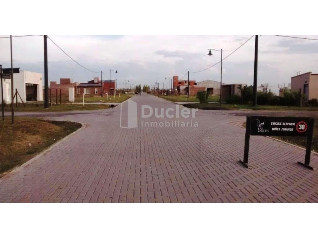 Venta lote de 420 mts2 - Las Tardes - Roldán