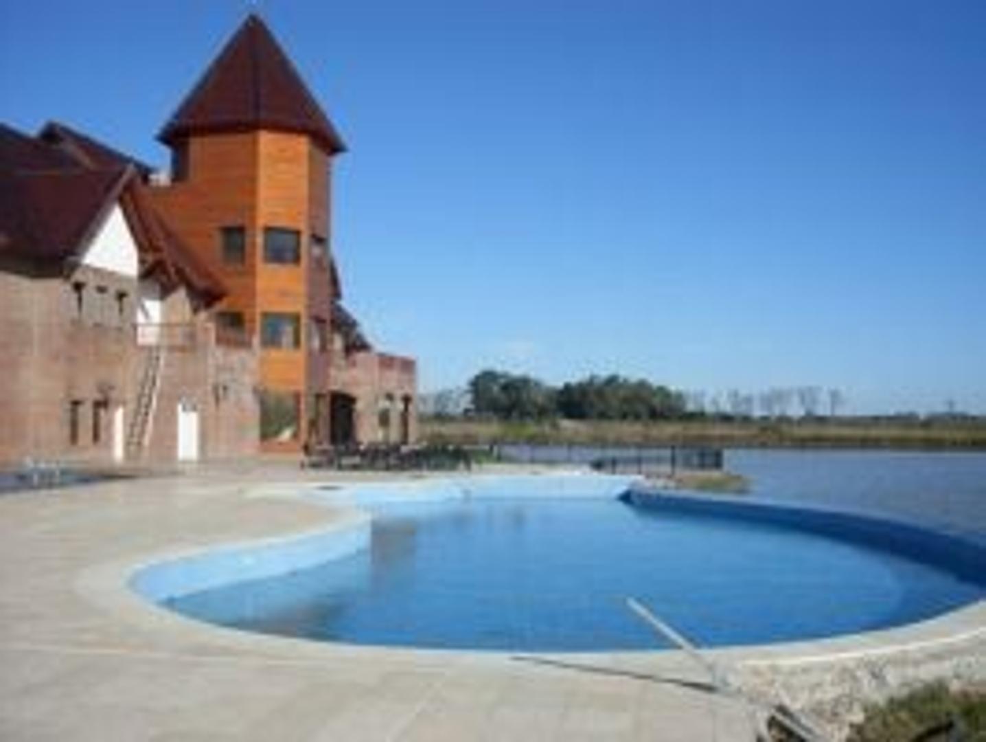 Excelente lote a la venta con fondo a la laguna - Pincipado de San Vicente - Canning