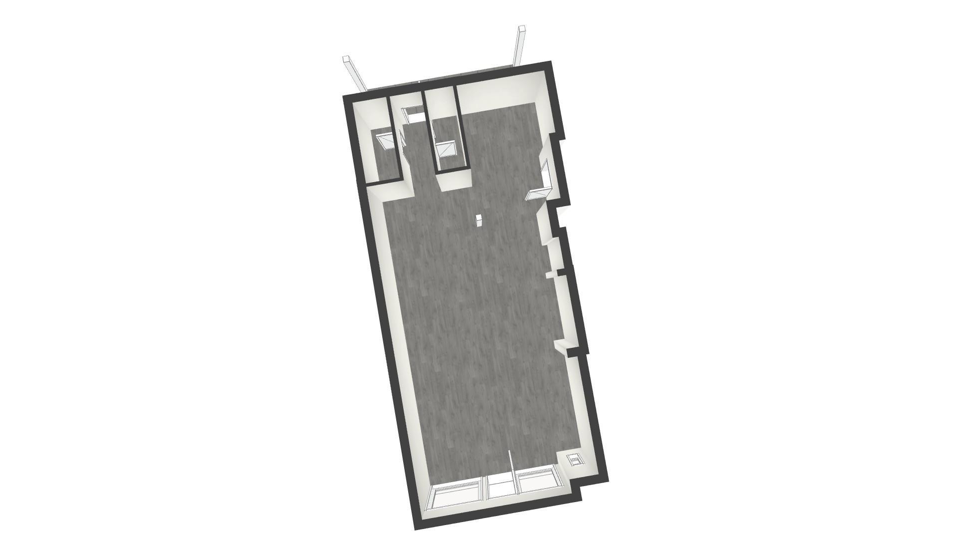 DUEÑO VENDE - Espacio para convertir en Loft, PH, Local, Consultorios, etc. - Foto 15