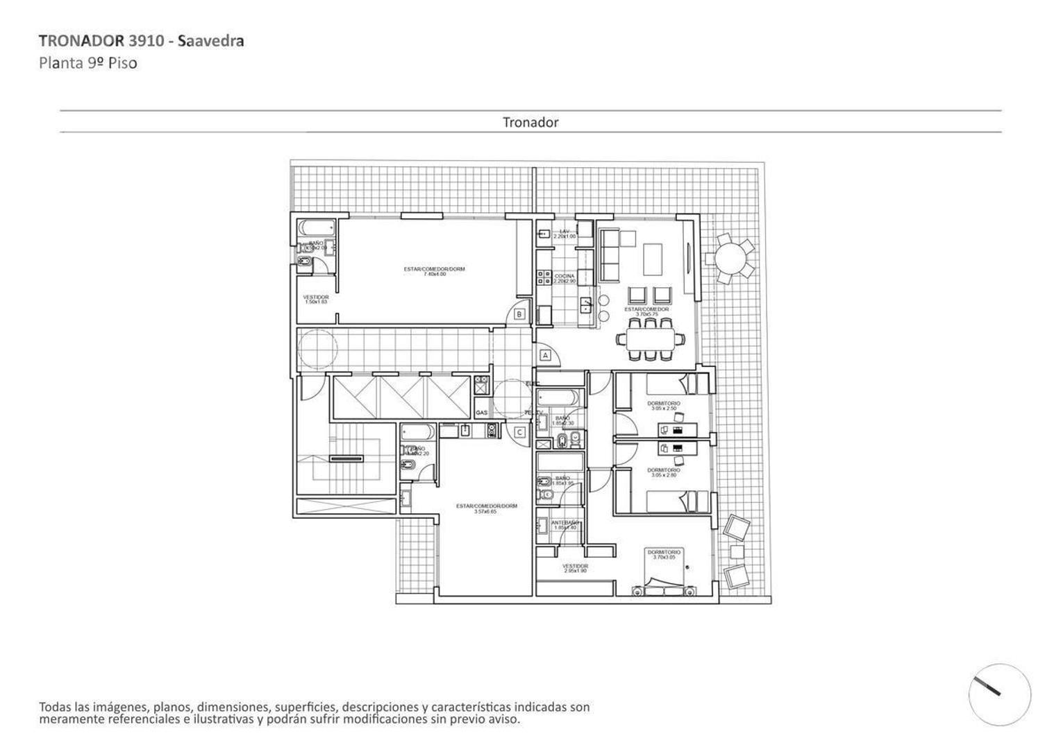 VENTA DEPARTAMENTO DE 2 AMBIENTES EN CONSTRUCCIÓN EN SAAVEDRA - Foto 18