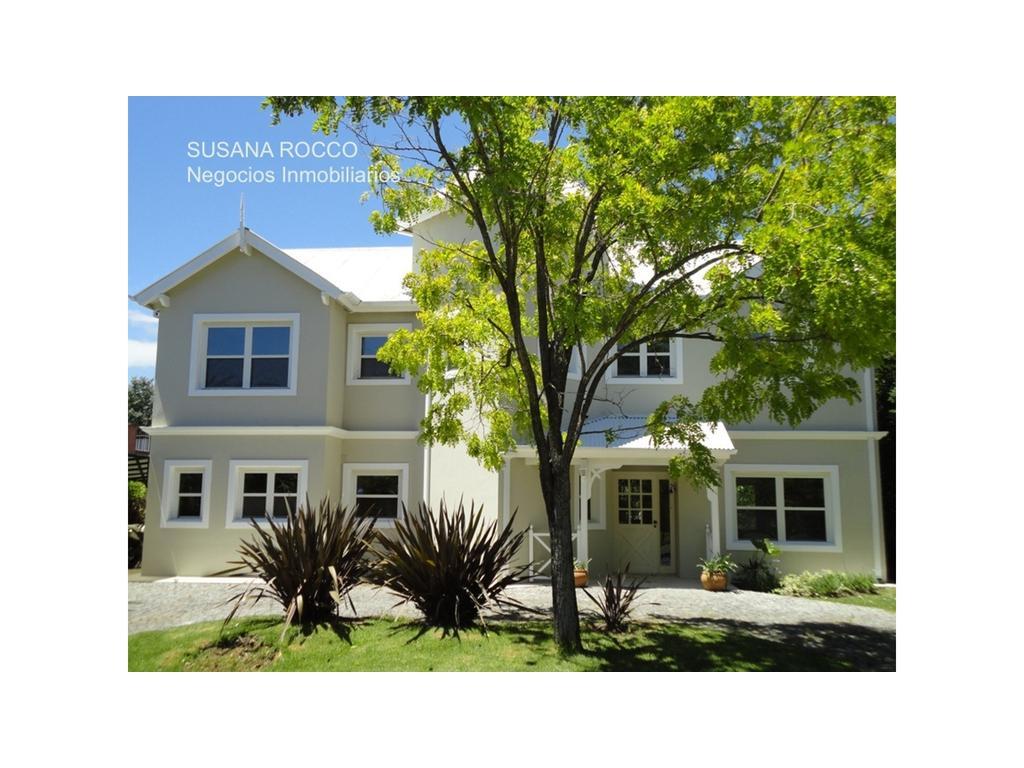 BOULEVARES Barrio Privado Excelente propiedad en ALQUILER  U$S 1.900.-  VENTA U$S 375.000.-