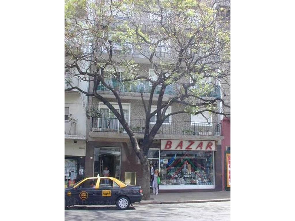 Corrientes 4900 - 4 AMB - FTE - Bcon