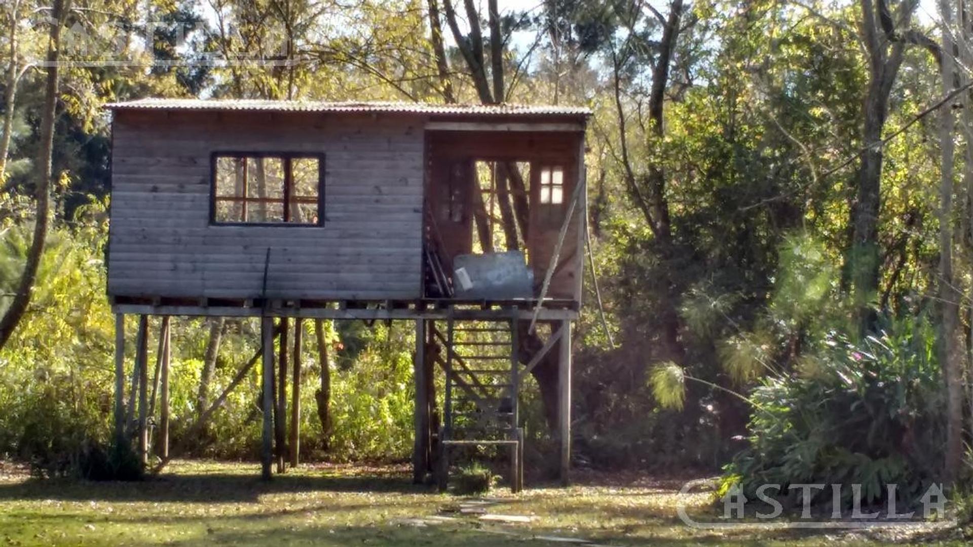 Casa en Venta en Zona Delta Tigre - 2 ambientes