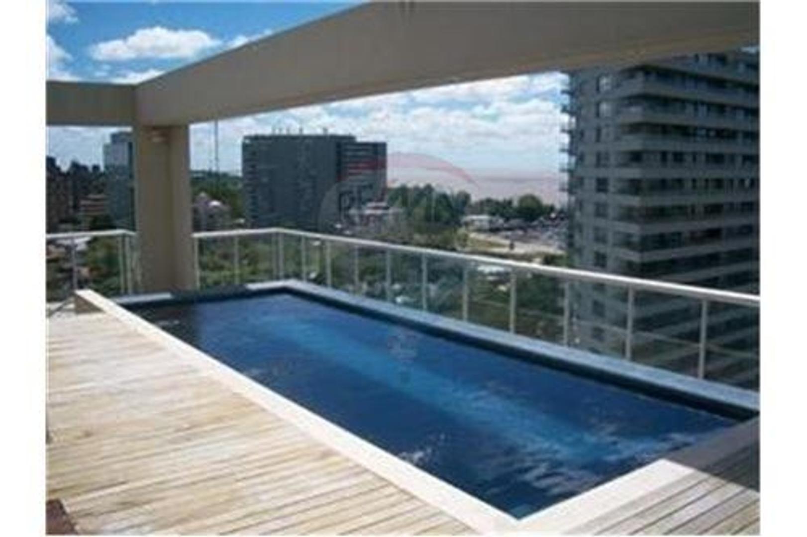Departamento  3 ambientes en Venta en Olivos Puerto con vista al río