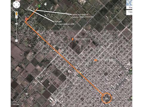 DUEÑO VENDE LOTE/TERRENO EN CHIVILCOY /EXCELENTE OPORTUNIDAD