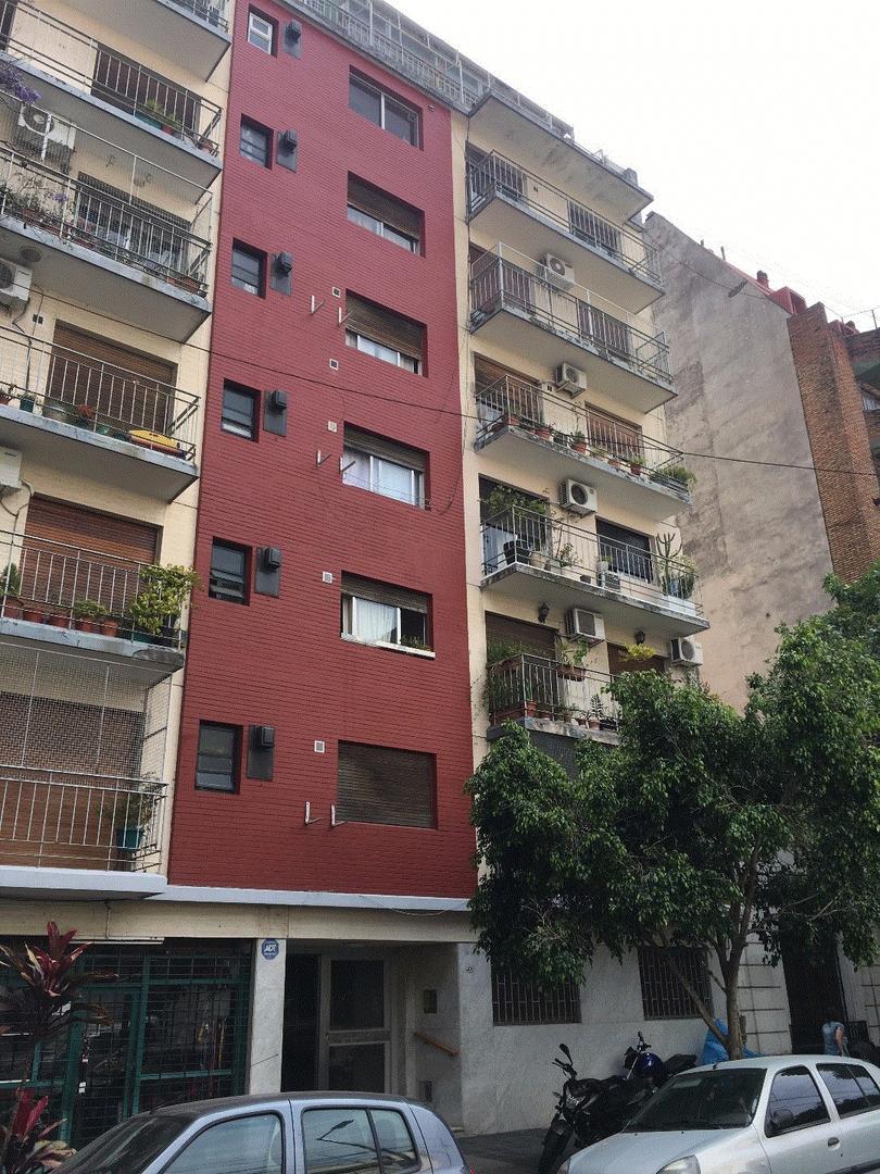 2 amb de 32 m2 apto credito hipotecario a mts. estacion villa del parque