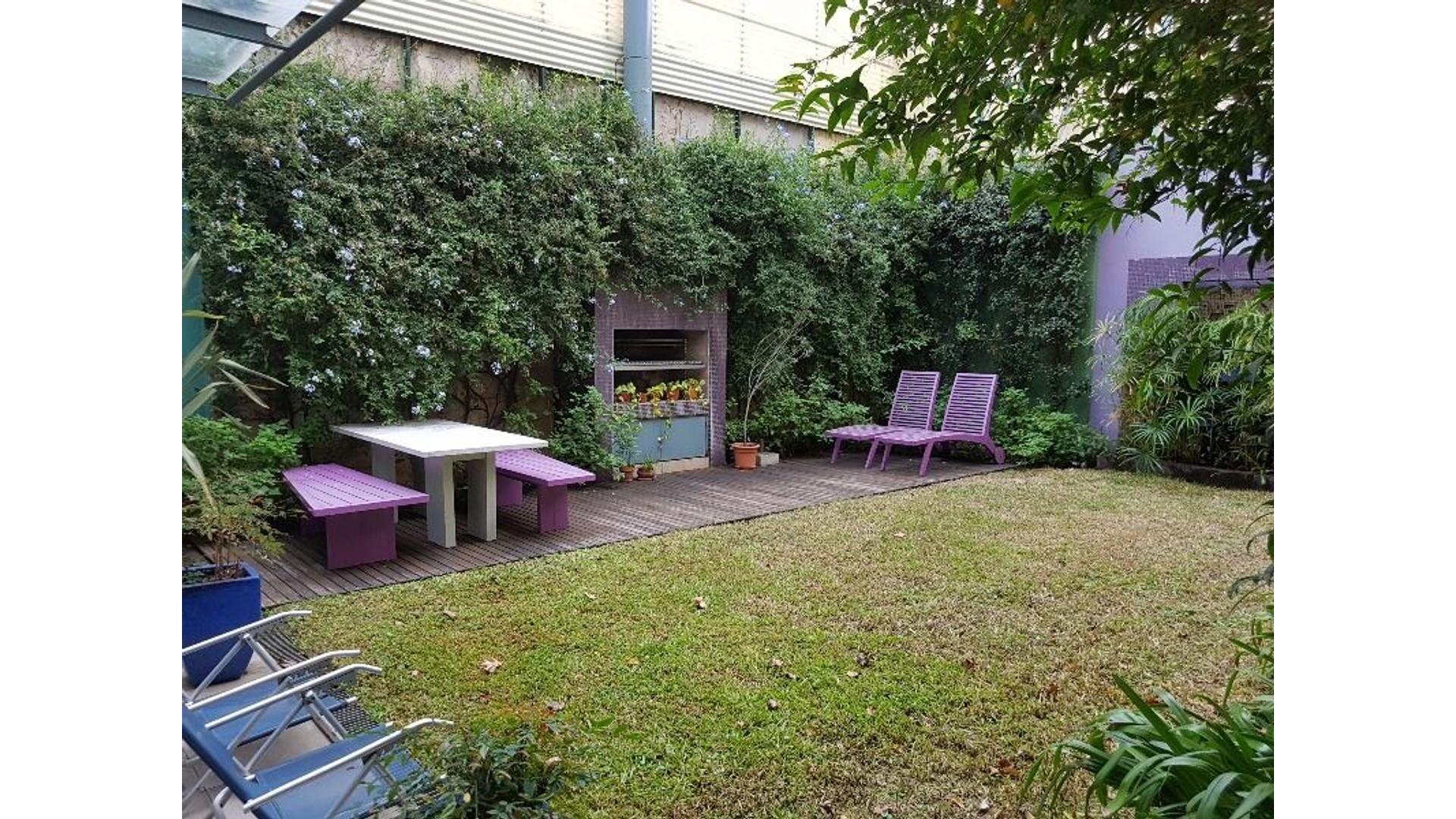 Excelente casa en Palermo Hollywood para vivienda con uso profesional.