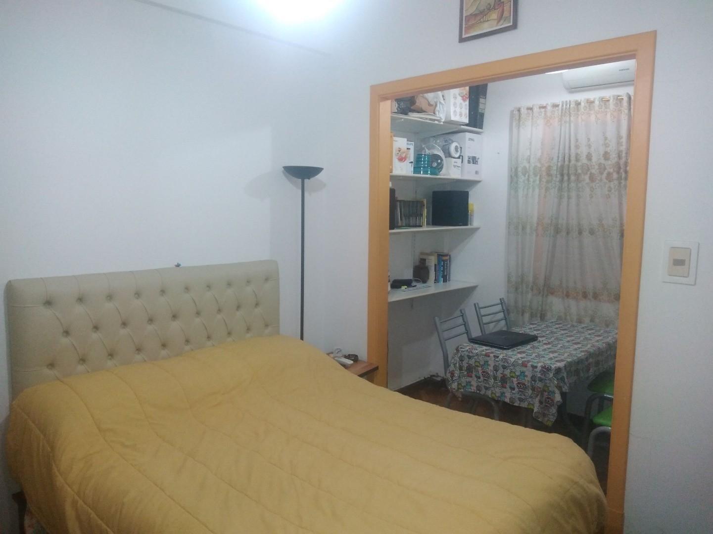 Departamento en Venta en Balvanera - Monoambiente