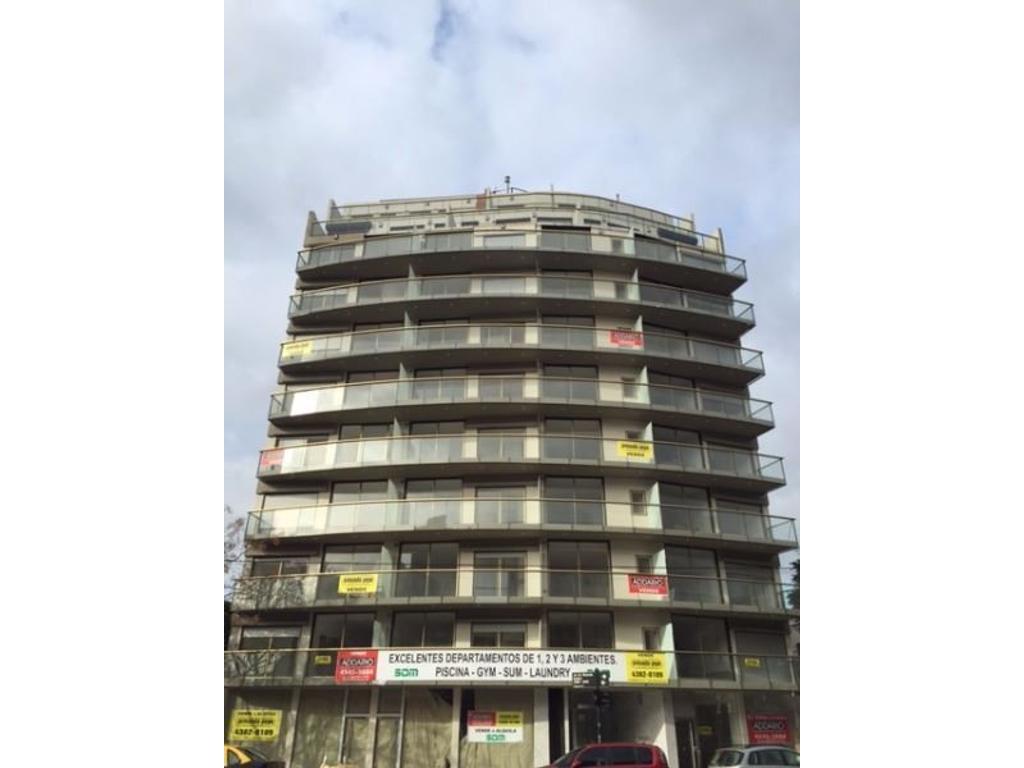 Venta de Departamento 1 AMBIENTE en Saavedra A ESTRENAR Edificio con Amenities