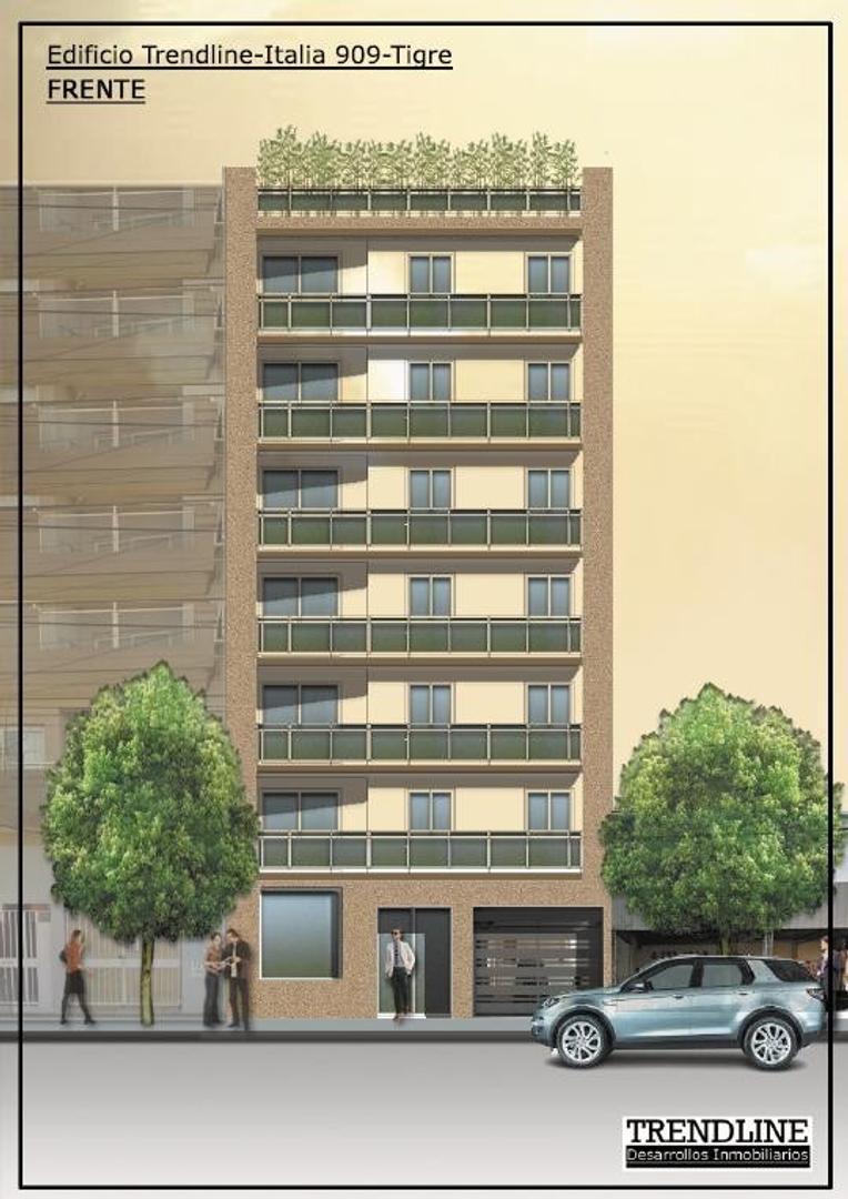 Edificio Trendline - Venta de Pozo Entrega: Mayo 2020