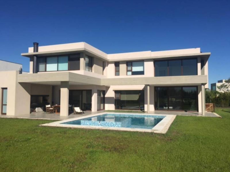 Casa en alquiler en nordelta el golf 100 otros barrios for Alquiler casas urbanizacion sevilla golf