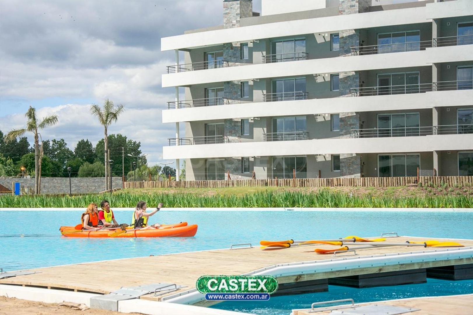 4 ambientes + family. Lagoon Pilar
