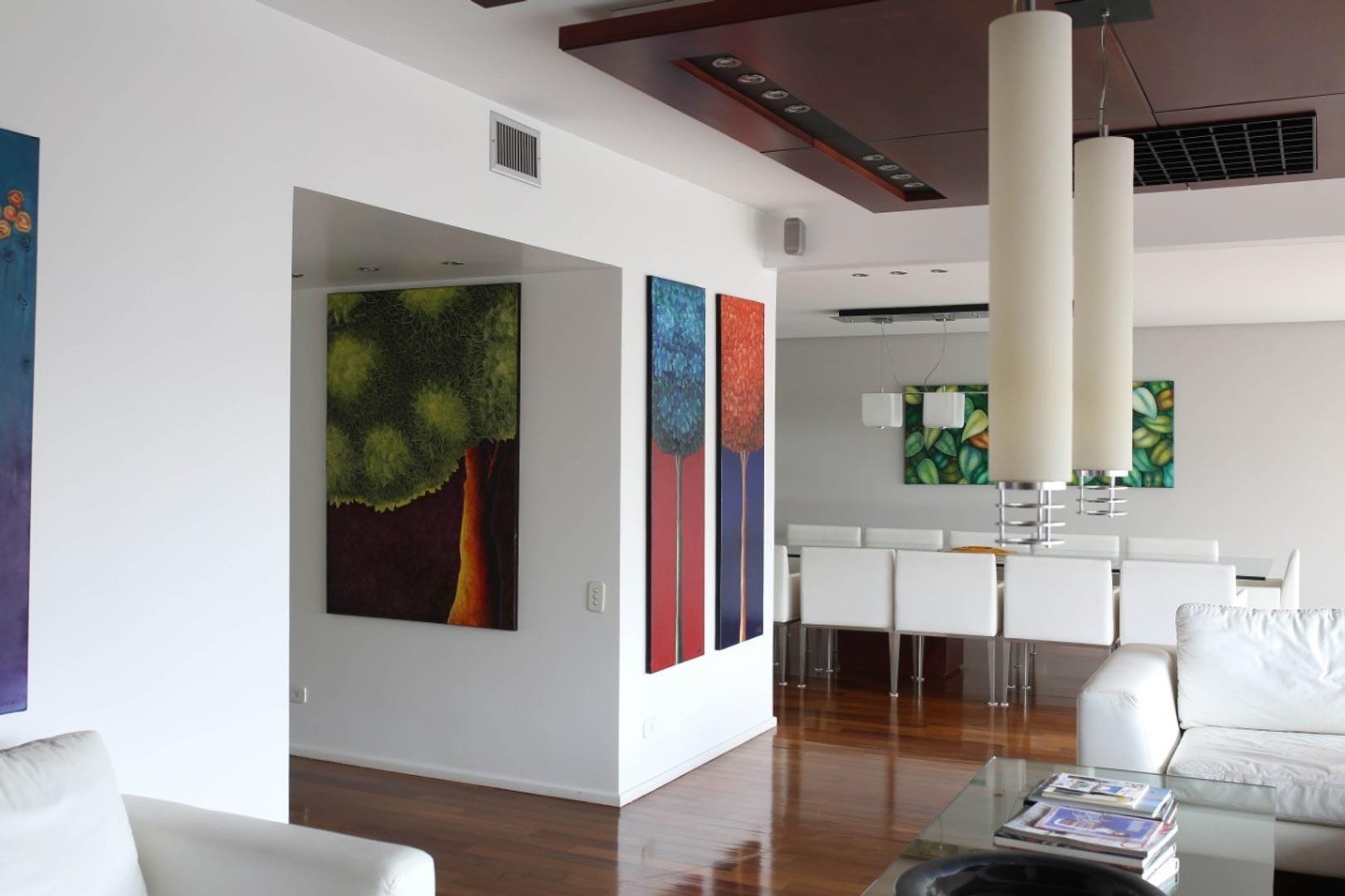 Departamento - 194 m² | 3 dormitorios | 10 años