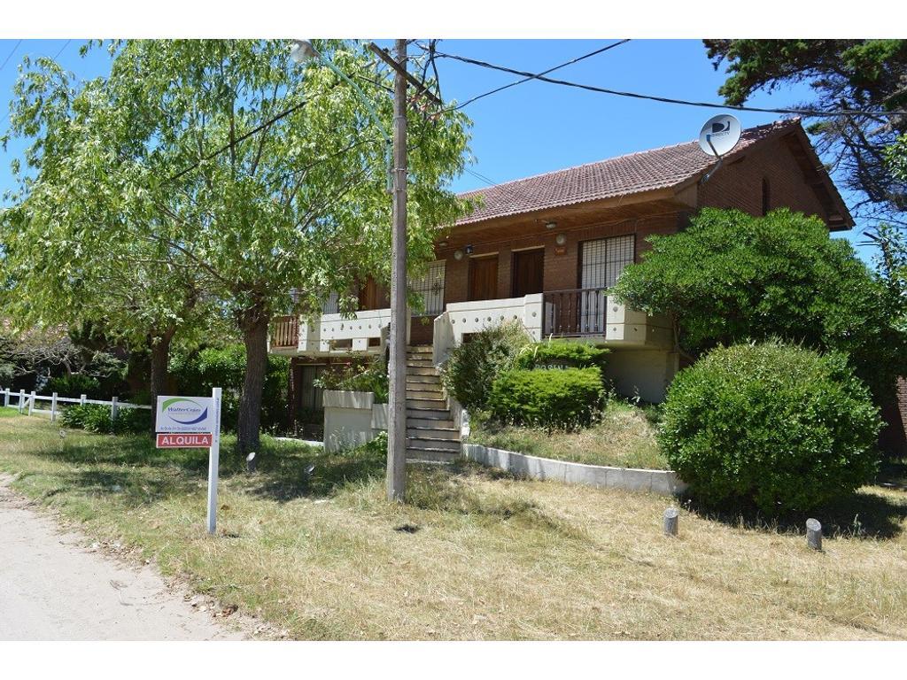 Casa En Alquiler Por Temporada En Paseo 123 Villa Gesell Argenprop # Muebles Villa Gesell