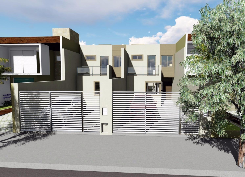 Precio x m2 más valor terreno.Casa tipo duplex en construccion en G. Bourg a 200 mts centro civico.