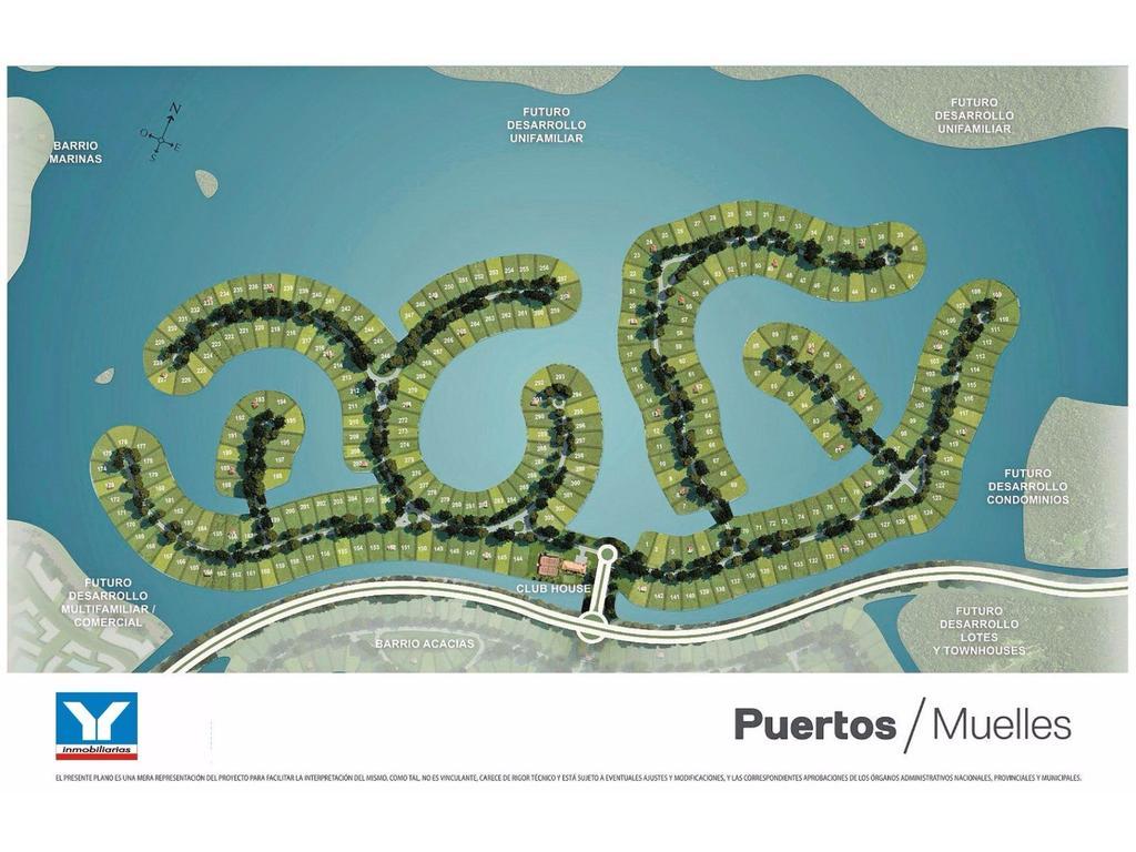 Puertos /   Muelles - Ingeniero Maschwitz - Escobar
