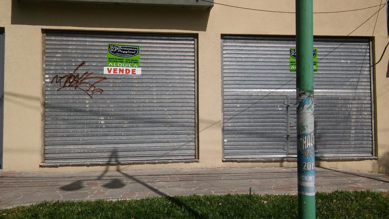 ALQUILER - MERLO NORTE CENTRO - LOCAL COMERCIAL - SOLANET 200 - $10.000