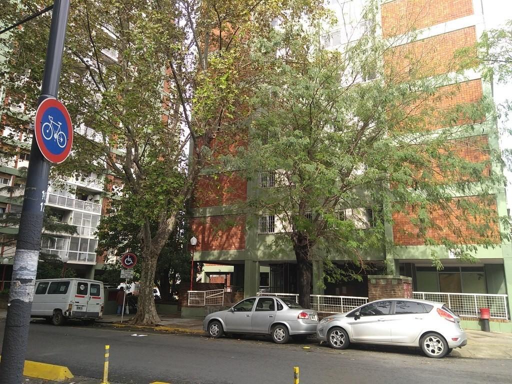 Villa Crespo venta 3 ambientes 66 m3 balcon en Torre con viglancia 24 hs muy liminoso apto credito