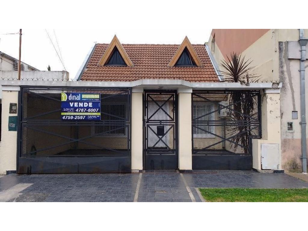 Casa en venta en mitre 5409 villa ballester argenprop for Jardin belen villa ballester